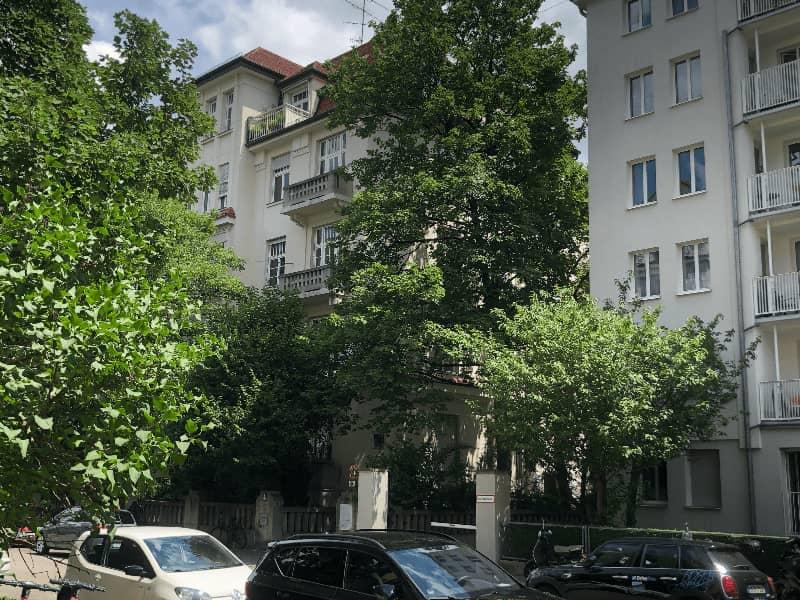 Holger Brau Immobilien München Schwabing Jakob-Klar-Strasse Büro